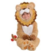 Kinderkostüm Little Roar 6-12 Monate