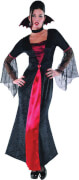 Damenkostüm Countess Vampiretta Größe M
