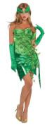 Damenkostüm Toxic Ivy Größe S