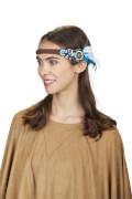 Stirnband mit Perlendekoration
