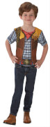 Kostüm Cowboy T-Shirt Child GR:S