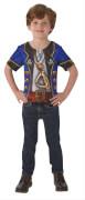 Kostüm Pirate T-Shirt Child GR:L