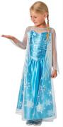 Kostüm Disney Frozen Classic Elsa Kinderkostüm, Gr. S, Karneval