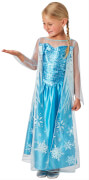 Kostüm Disney Frozen Classic Elsa Kinderkostüm, Gr. 13-14 Jahre