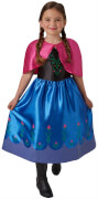 Kostüm Disney Frozen Kinderkostüm Anna, Gr. 13-14 Jahre