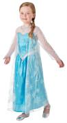 Kostüm Disney Frozen Deluxe Elsa Kinderkostüm, Gr. L