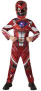 Kostüm Red Power Ranger 2017 ClaGR:S