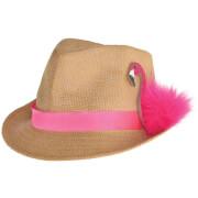 Filzhut Flamingo