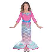 Kinderkostüm Barbie Rainbow Mermaid 8-10 Jahre