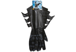 Kostüm Batman Gauntlets - Adult