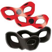 8 Masken Miraculous