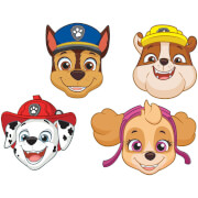8 Masken Paw Patrol 2018 Papie