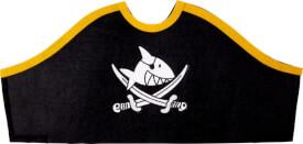 Piratenhut Capt'n Sharky  ca. 40 x 19 cm