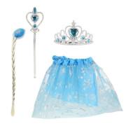 TOITOYS ICE PRINCESS Set mit TutuTiaraStab Prinzessin