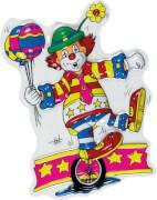Clown Deko-Set 3tlg.