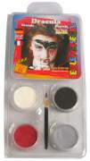 Eulenspiegel 204030 Motiv-Schminkset Dracula