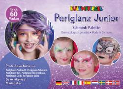 Perlglanz Junior Schmink-Palette