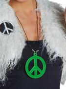 Peacekette groß grün