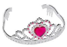 Rubies Prinzessinnendiadem für Kinder