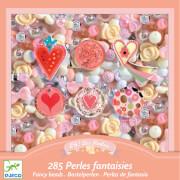 Perlen und Schmuck: Herzen
