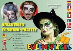 Eulenspiegel 450154 Halloween-Palette