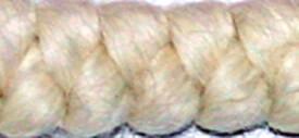 Wollkrepp Weiß (White) 32 cm