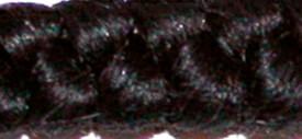 Wollkrepp Schwarz (Black) 32 cm