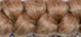 Wollkrepp Dunkelblond 32 cm