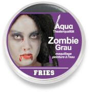 Theaterschminke AQUA Horror, Zombie-Grau, 15 g
