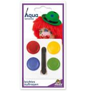 Aqua Schmink-Set Clown, 10 g SB