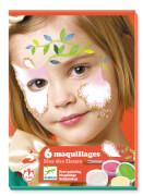 Kinderschminke Set: Blumen Fee