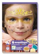 Kinderschminke Set: Prinzessin