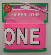 Party Tape Zicken Zone, 6m