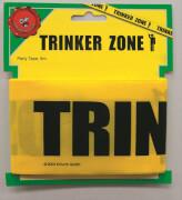 Party Tape Trinker Zone, 6m