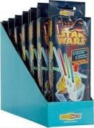 Star Wars Lichterschwert ca. 10 cm, 12 Stück