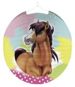 Lampion Charming Horses 2