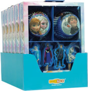 Disney Frozen - Die Eiskönigin Muffin Deko Set, 48 teilig