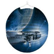 Lampion Weltraum 25 cm