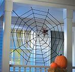 Seil-Spinnennetz 150 x 150 cm