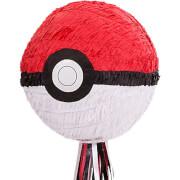 Pull-Pinata Pokemon Ball