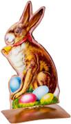 Deko-Aufsteller Hase Frohe Ostern