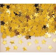 Konfetti Stardust gold 14 g