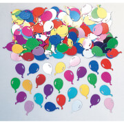 Konfetti Ballons mehrfarbig 14 g