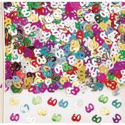 Konfetti 60 mehrfarbig 14 g