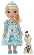 AMIGO 31058 Disney Frozen Elsa Glitzerschnee 35 cm