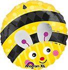 Standard Hummel Folienballon S40 verpackt