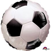 Standard Championship Soccer Folienballon S40 verpackt