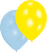 25 Latexballons Perlmutt sortiert 27,5 cm/11''