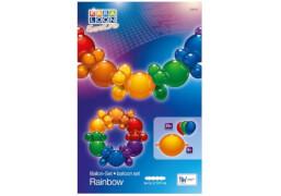 1 Ballon-Set Rainbow