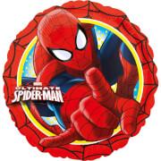 Standard Spider-Man Ultimate Folienballon S60 verpackt 43 cm